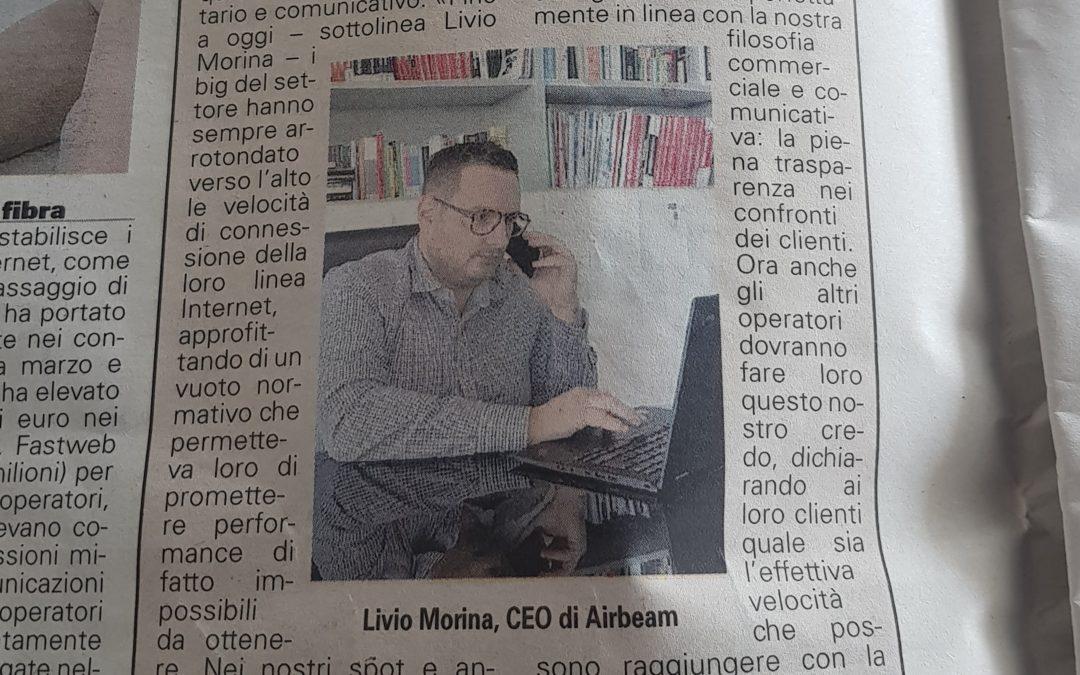 ChiariWeek 27 luglio 2018- Livio Morina sulle novità introdotte da Agcom